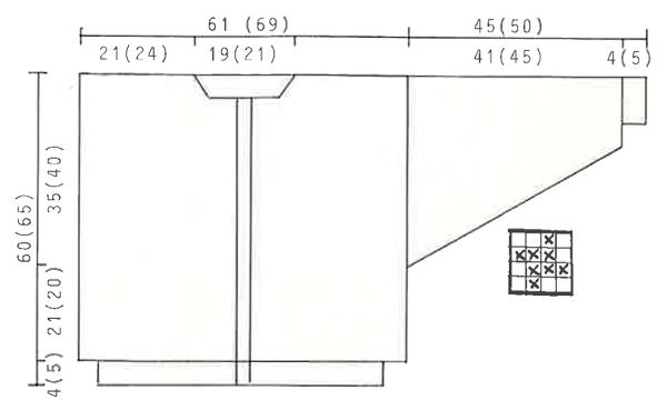 Drops 5 8 Kostenlose Strickanleitungen Von Drops Design
