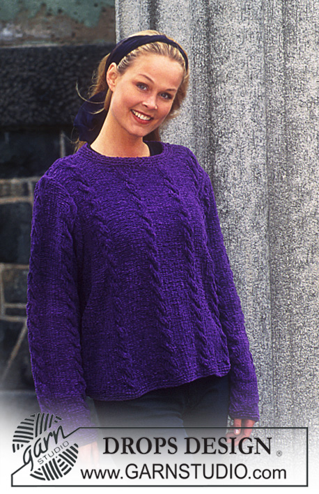 DROPS 54-7 - Free knitting patterns by DROPS Design