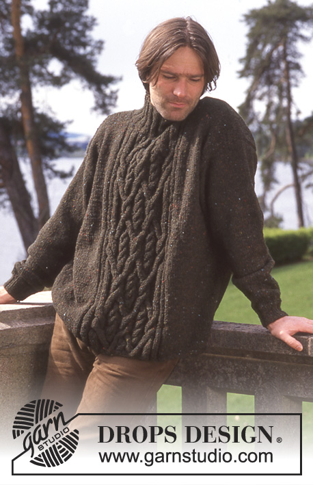 44b85379c The Mountaineer   DROPS 62-5 - Free knitting patterns by DROPS Design