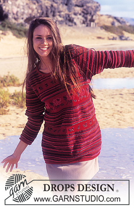 DROPS 64-19 - Free knitting patterns by DROPS Design