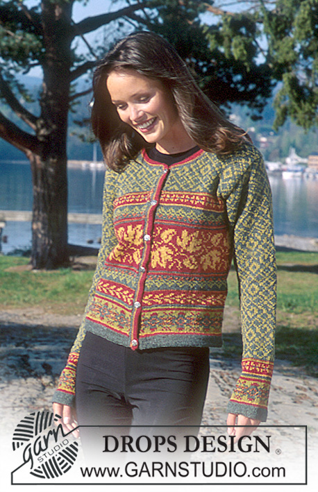 DROPS 67-20 - Free knitting patterns by DROPS Design