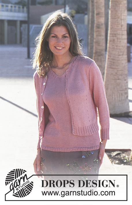 Drops 68 4 Free Knitting Patterns By Drops Design
