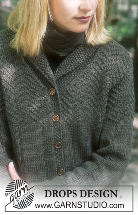 Free Loom Knitting Patterns For Scarves : DROPS 71-1 - Free knitting pattern by DROPS Design