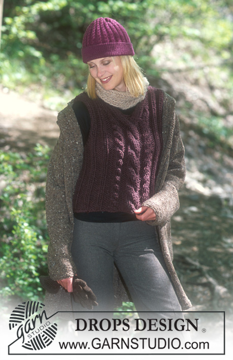 Drops 71 2 Free Knitting Patterns By Drops Design