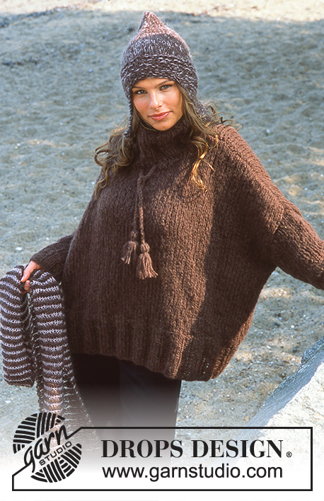 Hot Chocolate Drops 79 19 Free Knitting Patterns By Drops Design