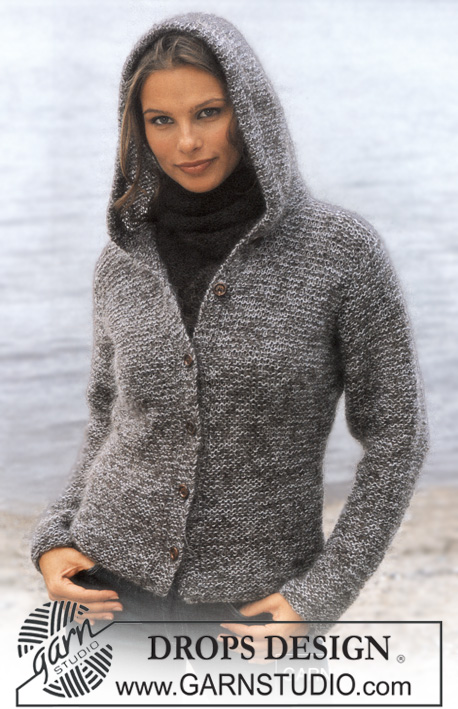 Elinor's Mistery DROPS 80 18 Free knitting patterns by