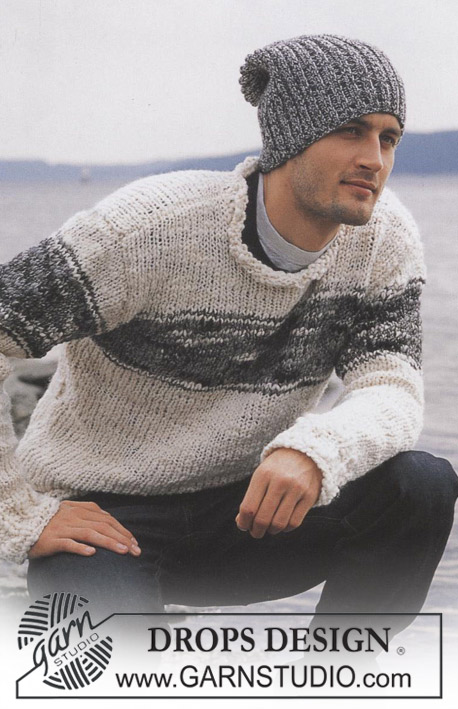 Johnny Drops 85 12 Free Knitting Patterns By Drops Design
