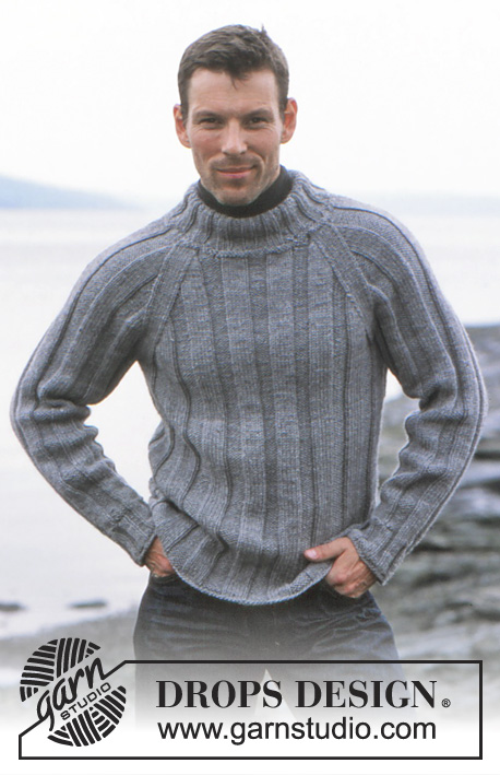 Of The Sea / DROPS 85-2 - Free knitting patterns by DROPS Design