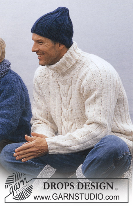 333b355d5864 To the Sea   DROPS 85-23 - Free knitting patterns by DROPS Design