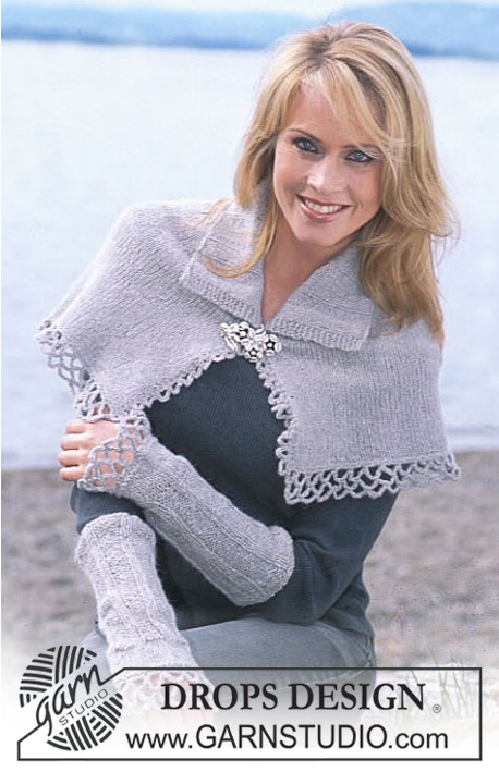 Drops 86 1 Free Knitting Patterns By Drops Design