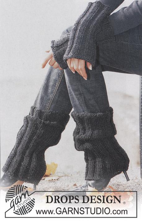 strikkeopskrift baby shorts