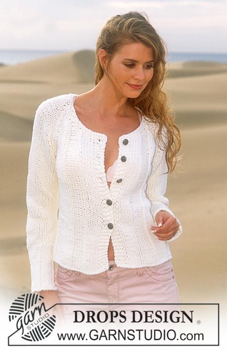 strikkeopskrift islandsk sweater dame