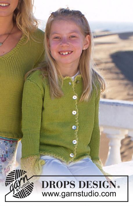 drops tricot enfant
