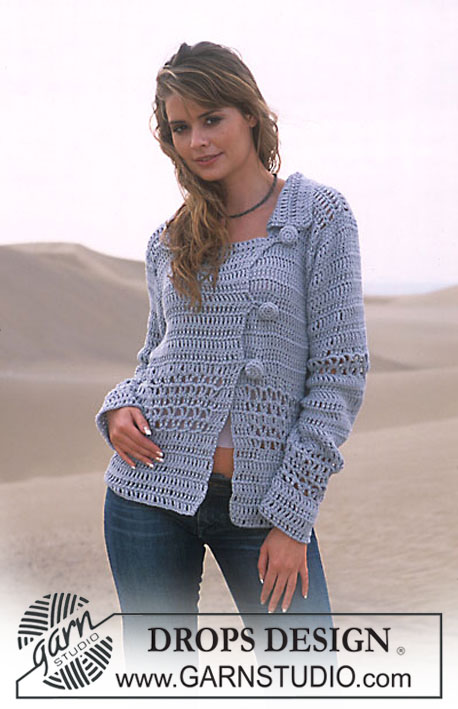 Drops 90 21 Free Crochet Patterns By Drops Design