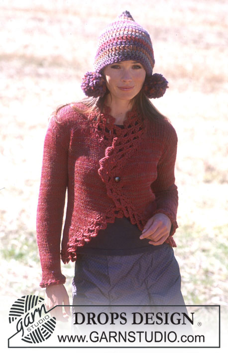 DROPS 92-8 - Free knitting patterns by DROPS Design