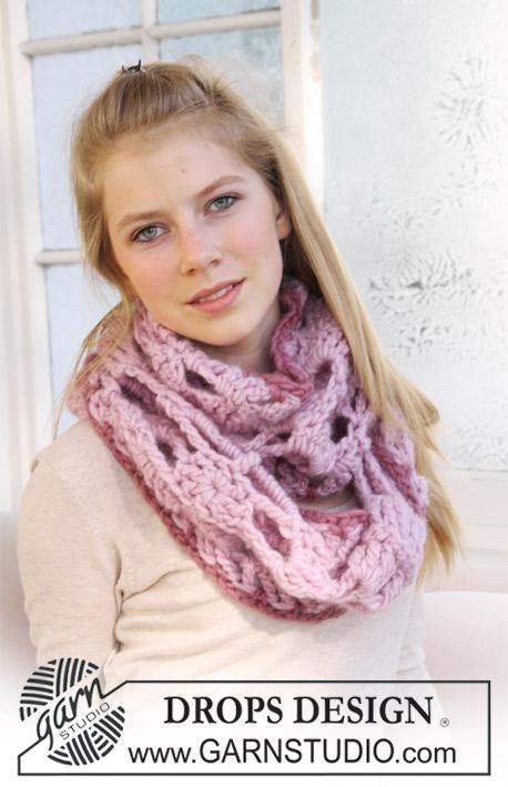 DROPS 93-52 - Free crochet patterns by DROPS Design