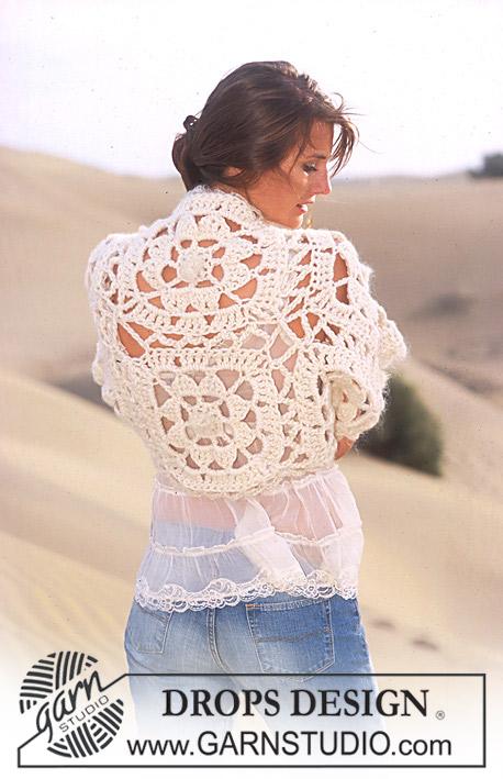 Drops 94 11 Free Crochet Patterns By Drops Design