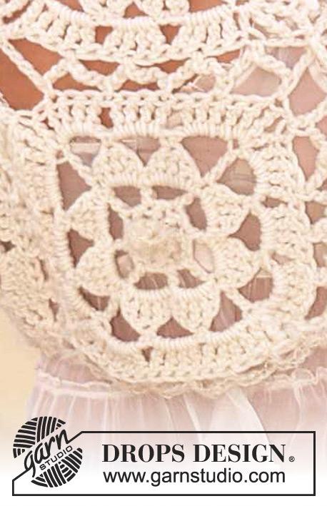 Crochet Patterns Free Drops : DROPS 94-11 - Free crochet pattern by DROPS Design