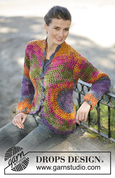DROPS 97-3 - Free crochet patterns by DROPS Design