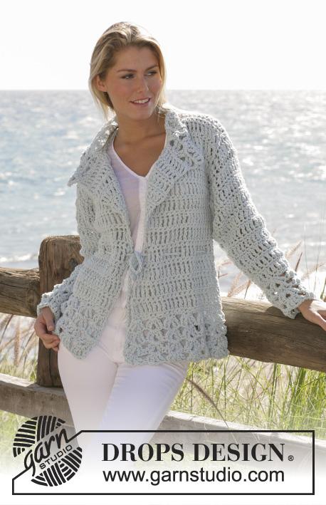 Britt Drops 99 19 Free Crochet Patterns By Drops Design