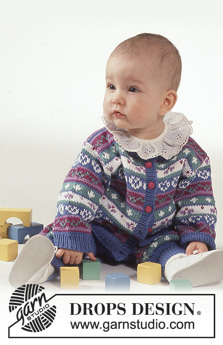 Lovelia Drops Baby 1 4 Free Knitting Patterns By Drops Design