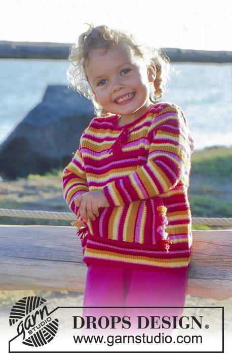 Cherub Stripes Drops Baby 10 24 Gratis Breipatronen Van Drops Design