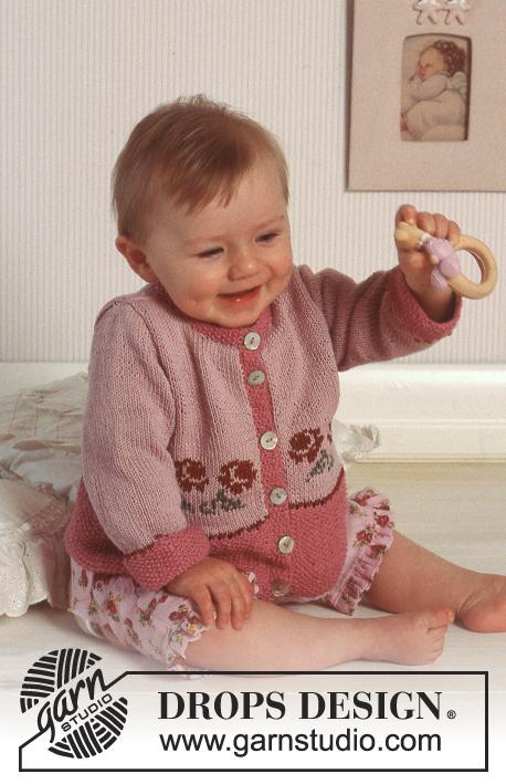 Catálogo DROPS Baby 11 - Patrones gratuitos de punto y ganchillo