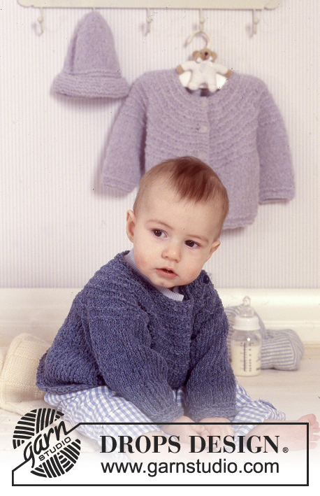 DROPS Baby 11-14 - Free knitting patterns by DROPS Design