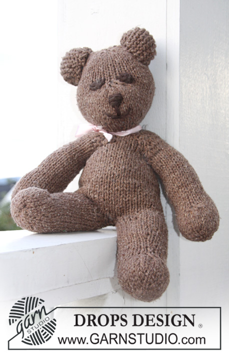Mister Bean Drops Baby 11 28 Free Knitting Patterns By Drops Design