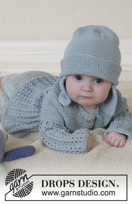 Katalog DROPS Baby 13 - Kostenlose Strick- und Häkelanleitungen