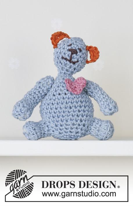 Crochet Patterns Free Drops : DROPS Baby 13-28 - Free crochet patterns by DROPS Design