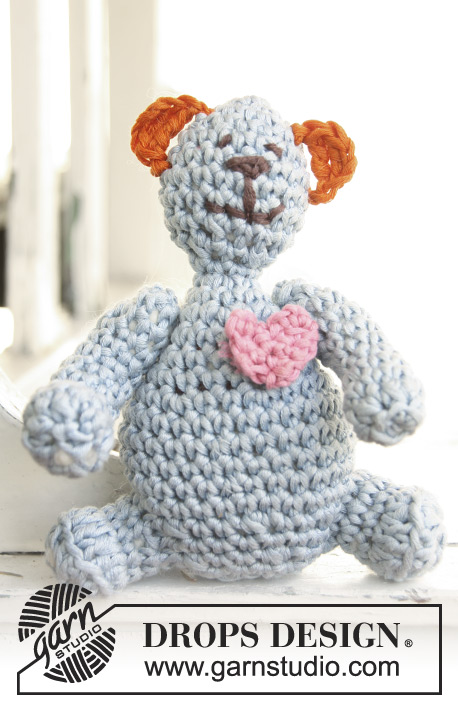 DROPS Baby 13-28 - Free crochet patterns by DROPS Design