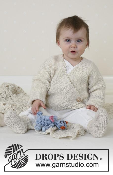 6b4e17e70c3c Criss Cross   DROPS Baby 13-3 - Free knitting patterns by DROPS Design
