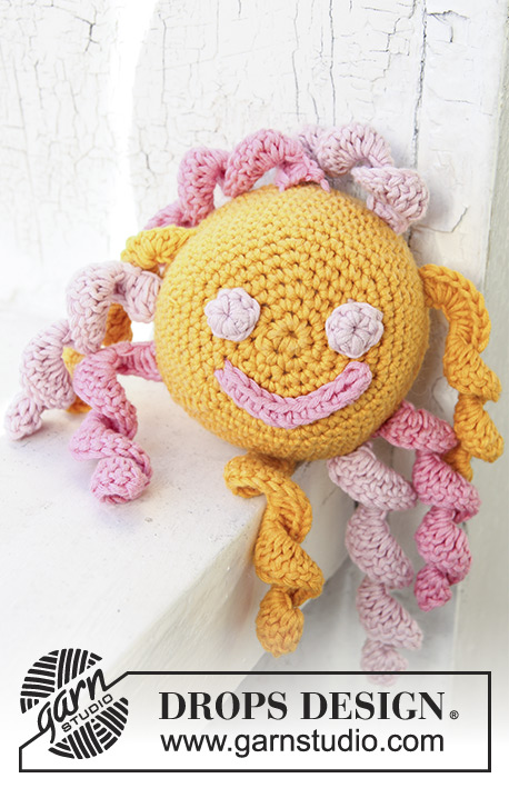Sunny Smile / DROPS Baby 13-30 - Aurinko