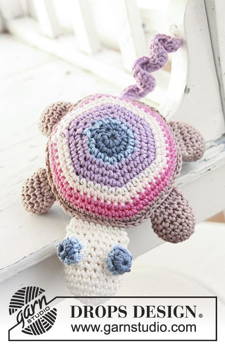Timmy The Turtle Drops Baby 13 31 Kostenlose Häkelanleitungen