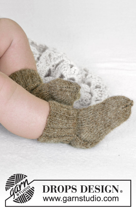 Winter Snuggles / DROPS Baby 13-5 - Free knitting patterns by DROPS ...