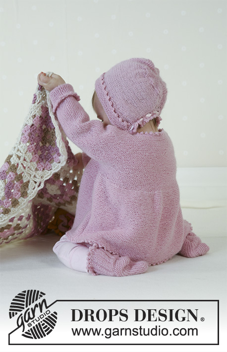659be549d5a1 Josie   DROPS Baby 14-7 - Free knitting patterns by DROPS Design