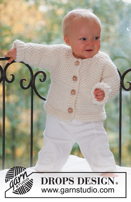 Miss Mossy Jacket Drops Baby 16 16 Free Knitting Patterns By