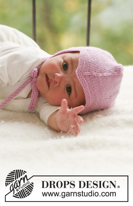 dd546618 Fairy Rose / DROPS Baby 16-5 - Gratis strikkeoppskrifter fra DROPS Design