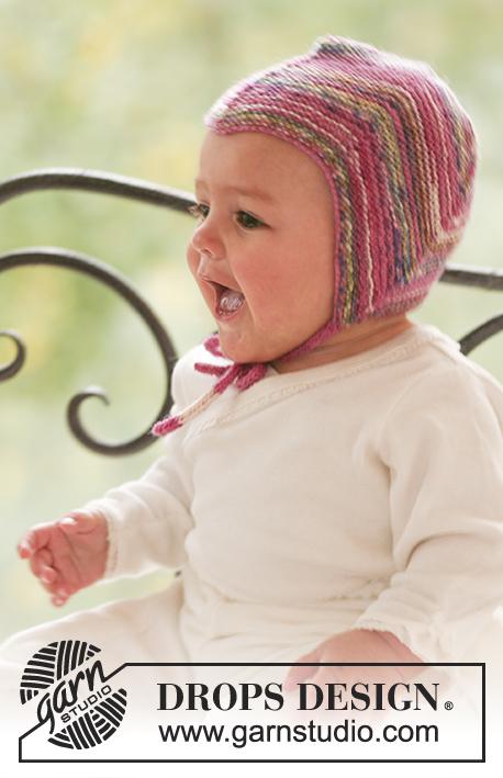 24086b12 Little Jamboree Hat / DROPS Baby 16-6 - Free knitting patterns by DROPS  Design