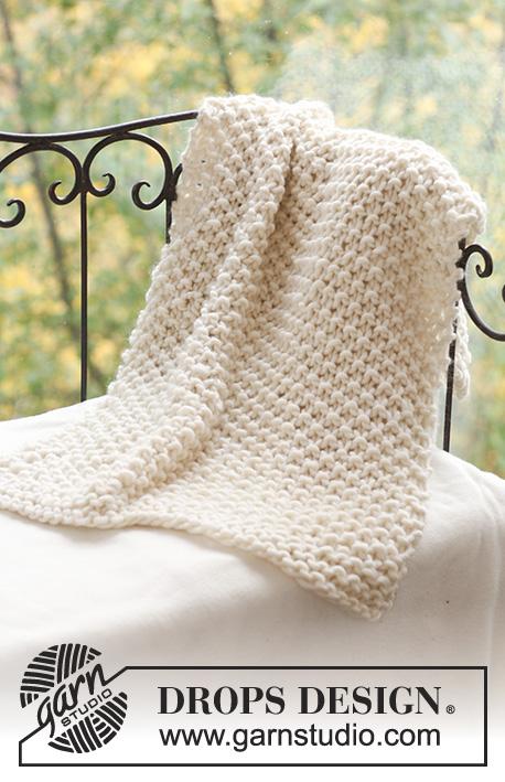 seashell fairy drops baby 18 15 kostenlose strickanleitungen von drops design. Black Bedroom Furniture Sets. Home Design Ideas