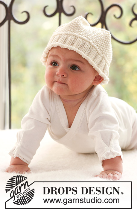 Pearly Cheeks Drops Baby 18 27 Modèles Tricot Gratuits