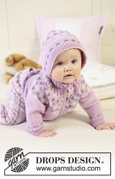 Katalog DROPS Baby 19 - Kostenlose Strick- und Häkelanleitungen