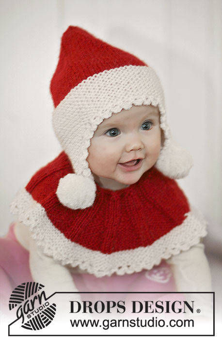 Baby Noel / DROPS Baby 19-11 - Free knitting patterns by DROPS Design