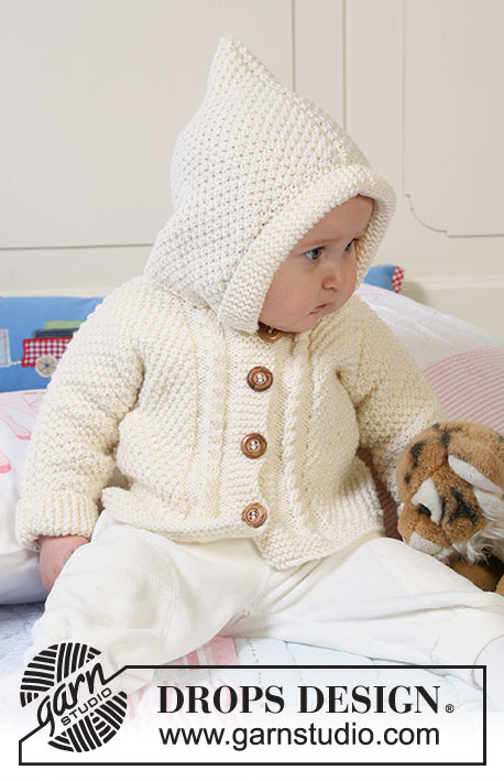 Little Pixie / DROPS Baby 19-5 - Free knitting patterns by DROPS Design