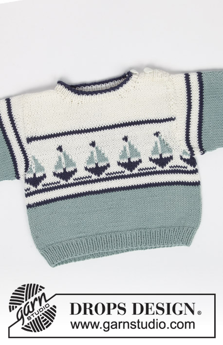 Le Petit Explorateur Drops Baby 2 5 Free Knitting Patterns By