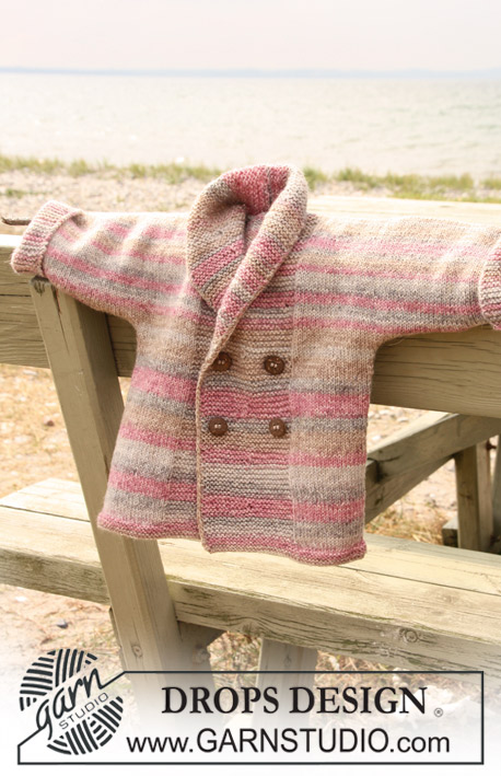 Drops Baby 20 11 Free Knitting Patterns By Drops Design
