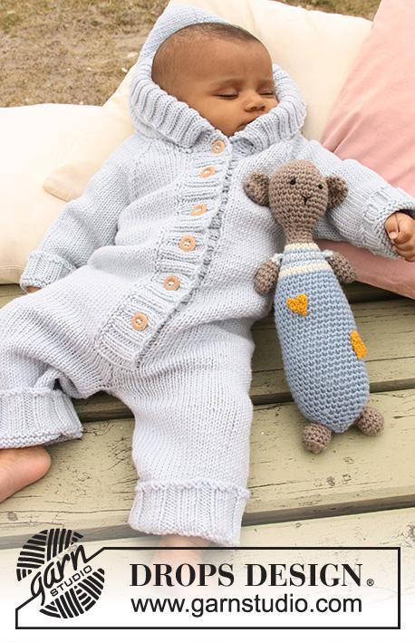 Crochet Set of Clothes Romance for Annie Teddy Bear   Crochet ...   709x458