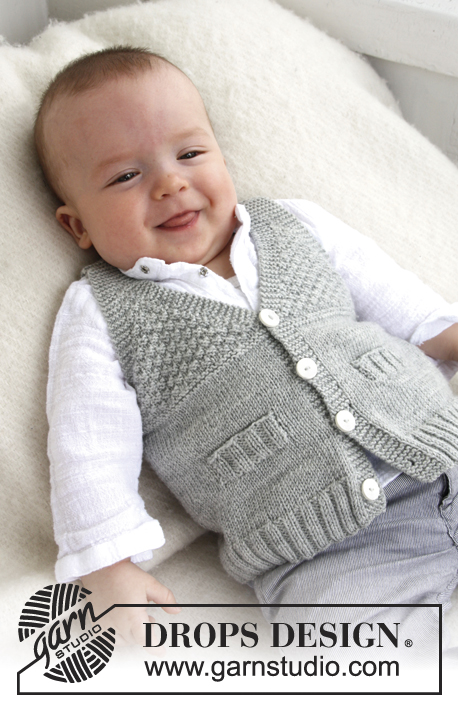 Junior / DROPS Baby 21-8 - Free knitting patterns by DROPS Design