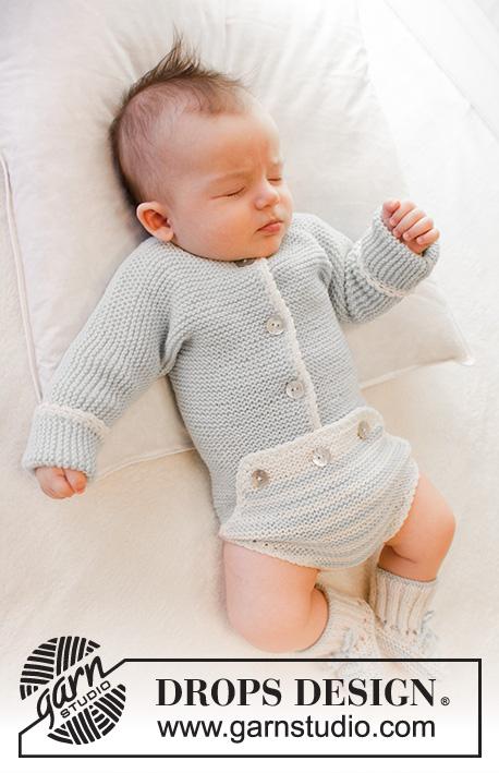 First Impression   DROPS Baby 25-26 - Modelli di maglia gratuiti di DROPS  Design 8c26bfb610cf